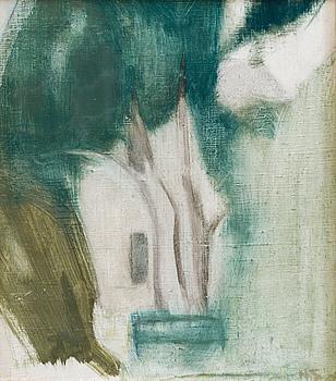 """HELENE SCHJERFBECK,  """"TYÖPENKKINI, HARJOITELMA"""", 1926."""