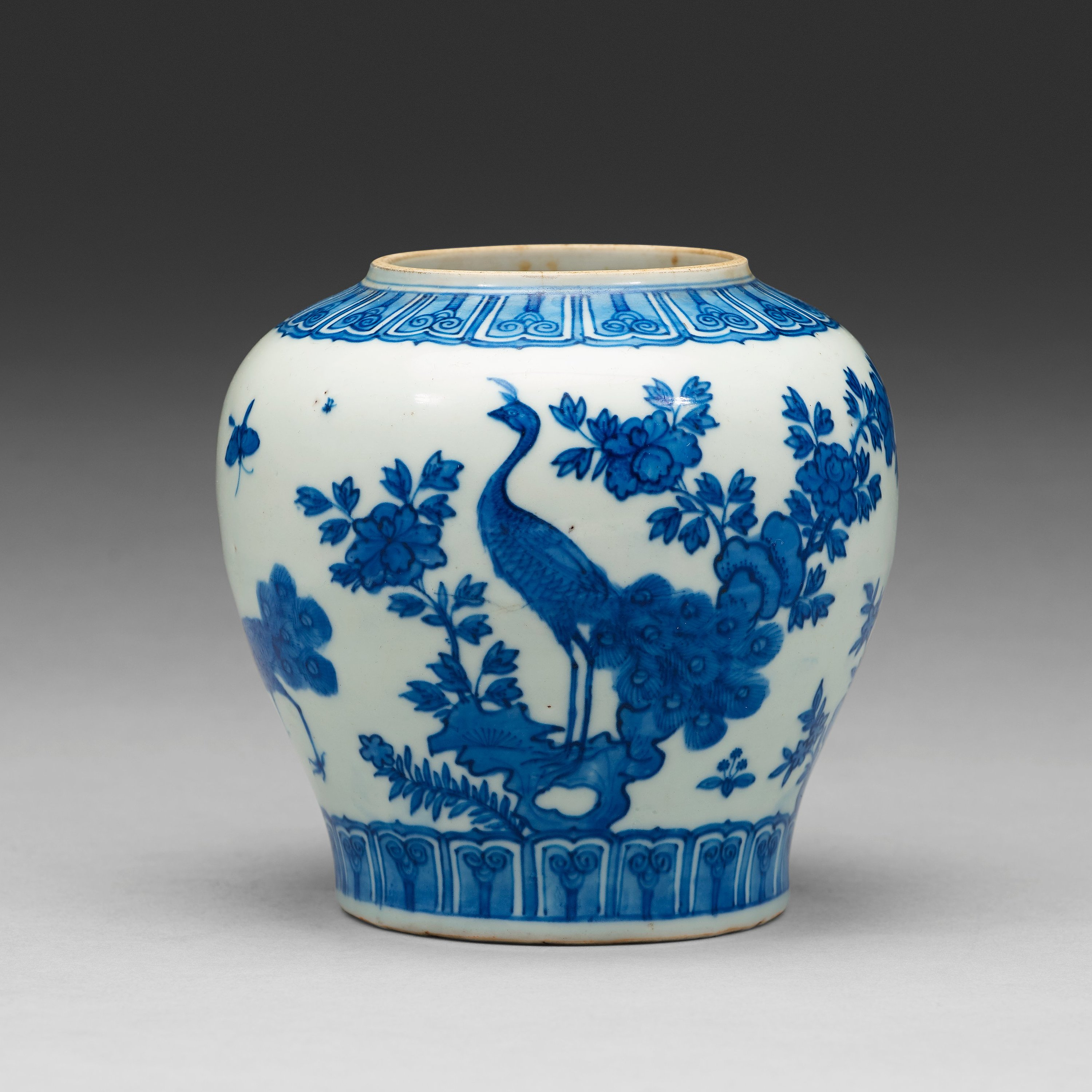 A blue and white vase ming dynasty with wanlis six character mark 10566290 bukobject reviewsmspy