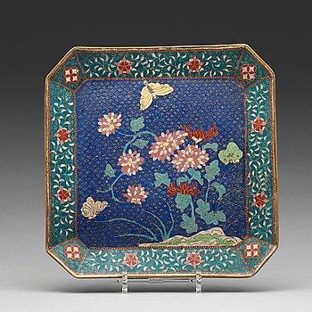 BRICKA, closionné. Sen Qingdynasti (1664-1912).