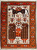 A rug, possible beluch, old/semiantique, ca 210 x 113 cm.