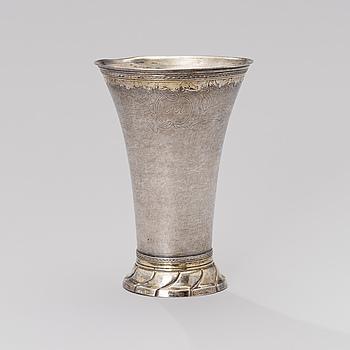 POKAL, silver, Abraham Steen, Jakobstad 1790.