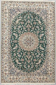 MATTA, Nain, part silk, 9 LAA nyproducerad, ca 240 x 160 cm.