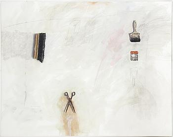 LENNART ASCHENBRENNER, olja på duk, signerad och daterad -79.