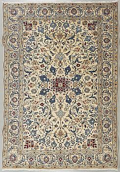 MATTA, Nain, part silk, 243 x 153 cm.