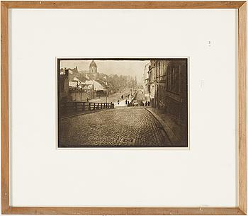HENRY B. GOODWIN, tryck ur bok  efter fotogravyr utförd 1918.