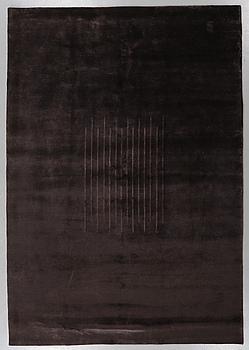 MATTA, Nepal, konstsilke, 246 x 180 cm.
