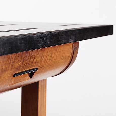 Library table, stockholm ca 1934