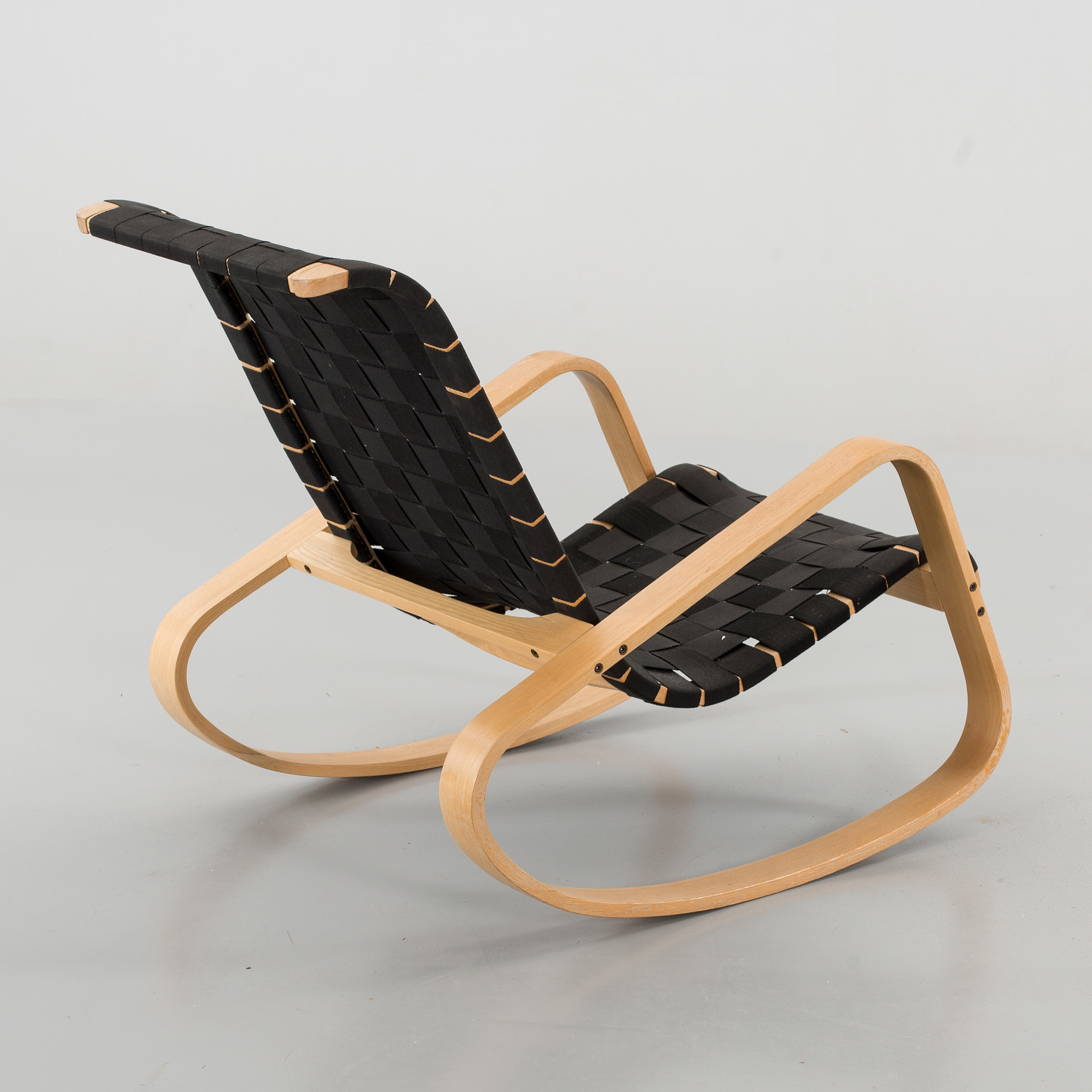 Fine An Italian Crassevig Rocking Chair Bukowskis Gmtry Best Dining Table And Chair Ideas Images Gmtryco