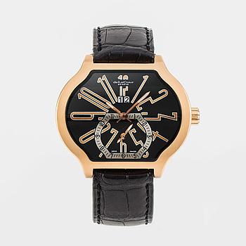 deLaCour, Grand City Duo, LE, wristwatch, 49 x 38 (45) mm,
