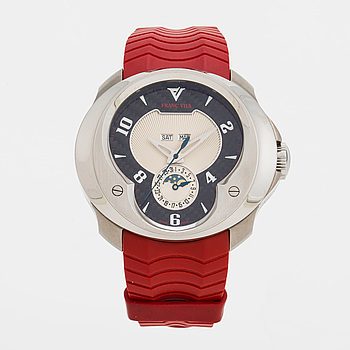 FRANC VILA, Master Quantieme, Ltd, wristwatch, 47 mm,