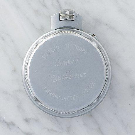 Hamilton, lancaster, pa., u.s.a. chronometer, däcksur, 70 mm,
