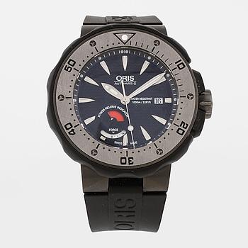ORIS, Titan Pro Divers Col Moschin (1000m/328ft), Limited Edition No 0955/2000, armbandsur, 43 mm.
