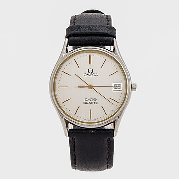 OMEGA, De Ville, armbandsur, 33,5 mm,