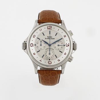 DANIEL JEANRICHARD, Chronoscope, armbandsur, 43 mm, kronograf.