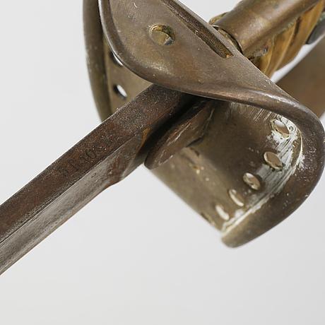 A swedish sabre, m/1867-93.