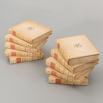 Glossarium mediæ et infimæ latinitatis... vol 10. 1887-87.