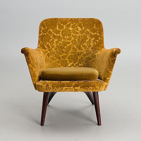 "An armchair ""Pedro"", manufacturer Hiort Tuote Puunveisto ..."
