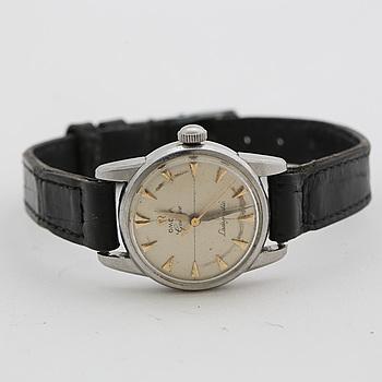 OMEGA, Genève Ladymatic, armbandsur, 21 mm,