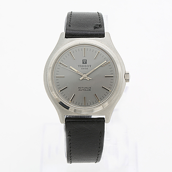 TISSOT, Actualis Autolub, armbandsur, 37 mm,