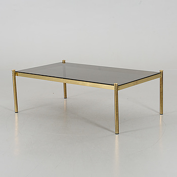 A Swedish sofa table, alter part of the 20th century.