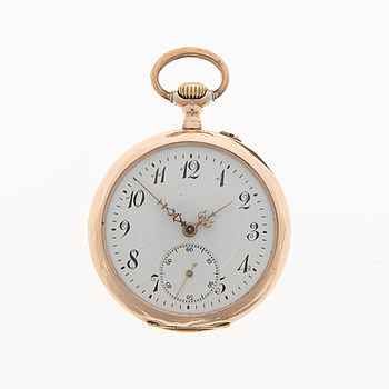 A POCKET WATCH, 38 mm.