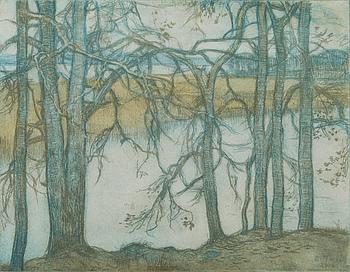 EERO JÄRNEFELT, KAISLIKKORANTA, 1912.