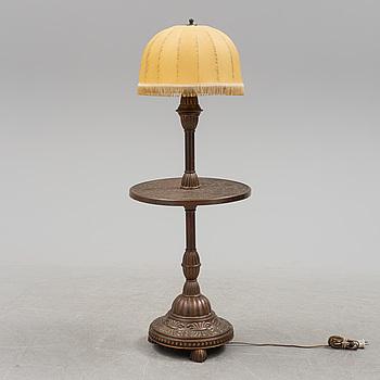 LAMPBORD, koppar, 1900-talets början.