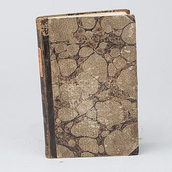 """CARL ERIK KJELLIN, """"PLAN  OCH SFERISK TRIGONOMETRI"""", Tryckt hos Carl Fr. Marquard, Stockholm, 1807."""