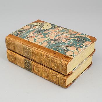 PRÉCIS des ÉVÉNEMENTS MILITAIRES, 2 del, Hambourg, 1799.