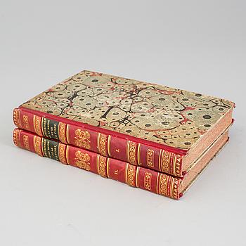 N FOURNIER et AUGUSTE ARNOLD, Struensee, 2 vol, Paris, Ambroise Dupont, 1833.