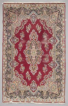 MATTA, old Kirman, ca 494 x 302 cm.