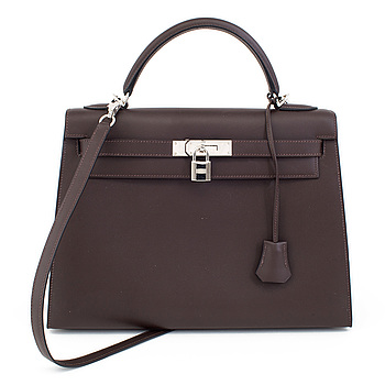"VÄSKA, ""Kelly 32 Sellier"", Hermès, 2006."