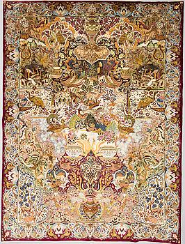 MATTA, Kashmar, figural ca 400 x 300 cm.