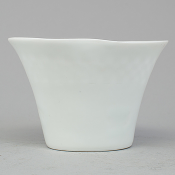 FRIEDL HOLZER-KJELLBERG, FRIEDL HOLZER-KJELLBERG, VASE, porcelain, unique, handsigned underneath, dated 1951.