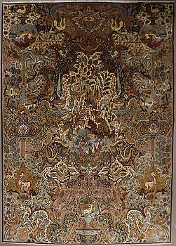 MATTA, Kashmar, ca 395 x 295 cm.
