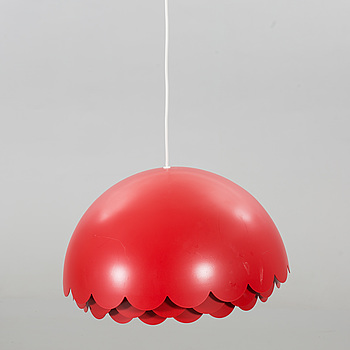 "A ""Bloom"" ceiling lamp."