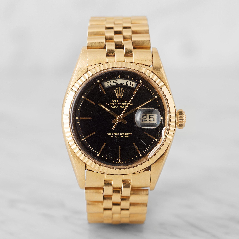 Chronometer dating