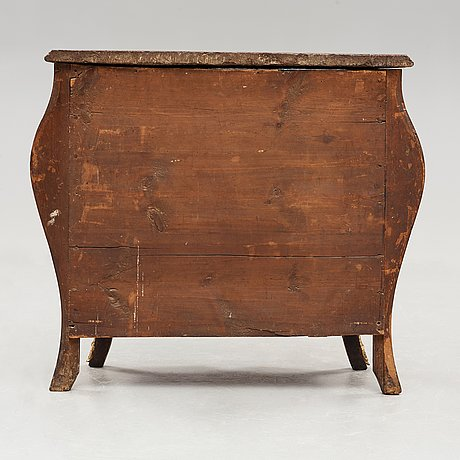 A swedish rococo 18th century commode by gustaf foltiern (master in stockholm 1771 1804)