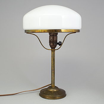 A 1920´s/30´s table lamp.