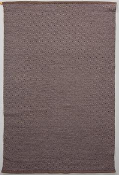 """MATTA """"Häggå Gåsöga"""", Gunilla Lagerhem Ullberg, Kasthall. Ca 238 x 154 cm."""