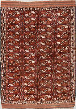 MATTA, Antik Tekke Turkmen, ca 280 x 195 cm.