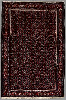 MATTA, semiantik/antik, Senneh, ca 191 x 133 cm.