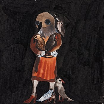 "10. Klara Kristalova, ""Fågelmodern""."