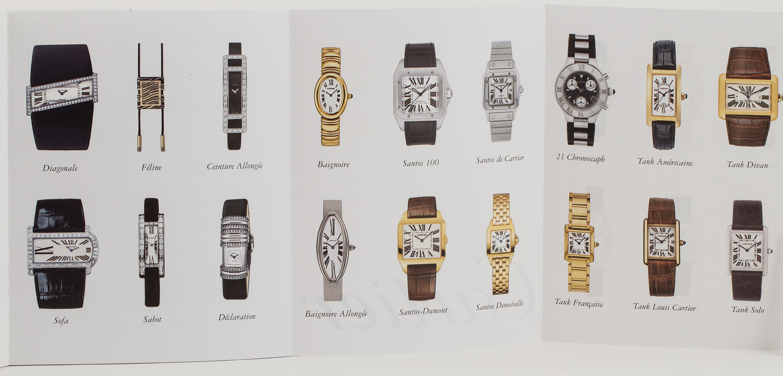 Cartier Santos 100 Xl Wristwatch 38 X 38 Mm Bukowskis
