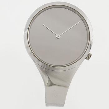 GEORG JENSEN, Vivianna 326, designad av Torun Bülow-Hübe, wristwatch, 34 mm.