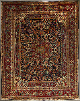 MATTA, Täbris, old/semiantik, 410 x 292 cm.