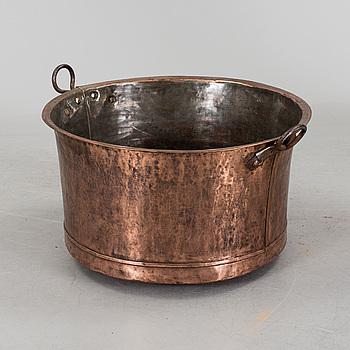 KITTEL, koppar, 1800-tal.