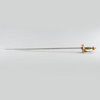 VÄRJA, för officer, 1700-tal/tidigt 1800-tal.