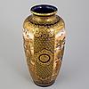 A japanese satsuma vase, early 20th century.