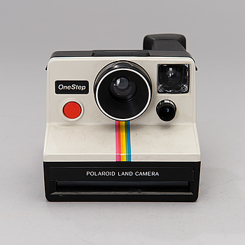 KAMERA, Polaroid Land Camera OneStep, 1970-tal.